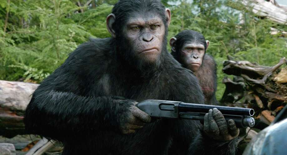5. Dawn of the Planet of the Apes (PG-13), $204.3 million, Photo: HONS / Twentieth Century Fox Film Corpo