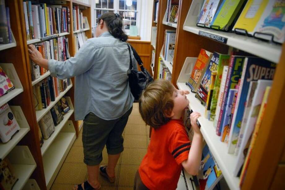 Stock up on back-to-school books. The Friends Book Shop at The Ferguson Library is holding a back-to-school sale Friday and Saturday at the Harry Bennett Branch. The sale will take place during library hours. Find out more.