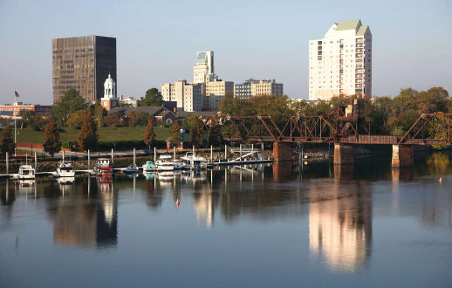 10. Augusta, Ga.Cost of Living: 12.9% below U.S. average  City Population: 197,872  Median Household Income: $38,714 (U.S.: $53,046)  Median Home Value: $102,800 (U.S.: $181,400) / (c) Denis Jr. Tangney