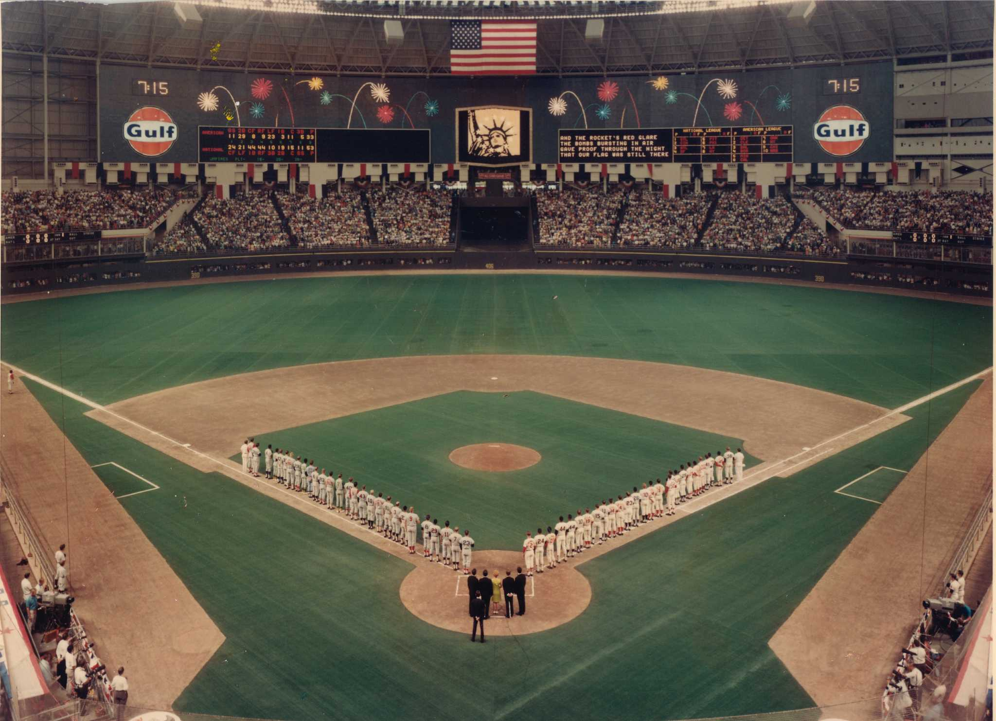 Image result for 1968 baseball all star game images