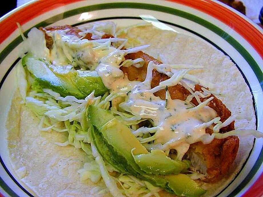 1. California - Fish tacos Photo: Other