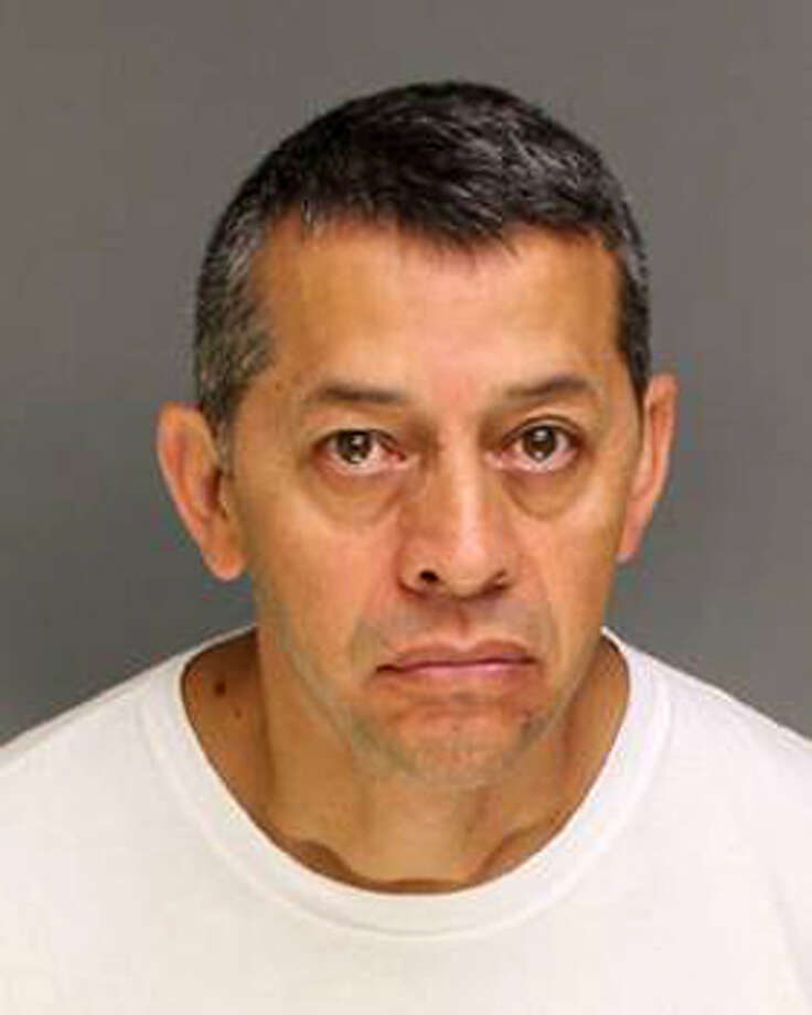 Gonzalo Flores was charged with fourth-degree sexual assault. Flores is accused of engaging in sexually inappropriate behavior with a patient while the suspect was working as a certified nursing assistant at St. VincentâÄôs Medical Center in Bridgeport, Conn. Photo: Contributed Photo / Connecticut Post Contributed