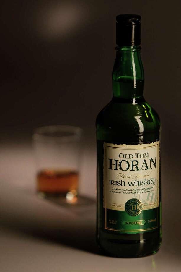 Old Tom Horan Irish Whiskey on July 8, 2014, in Houston, Tx. ( Mayra Beltran / Houston Chronicle ) Photo: Mayra Beltran, Staff / © 2014 Houston Chronicle