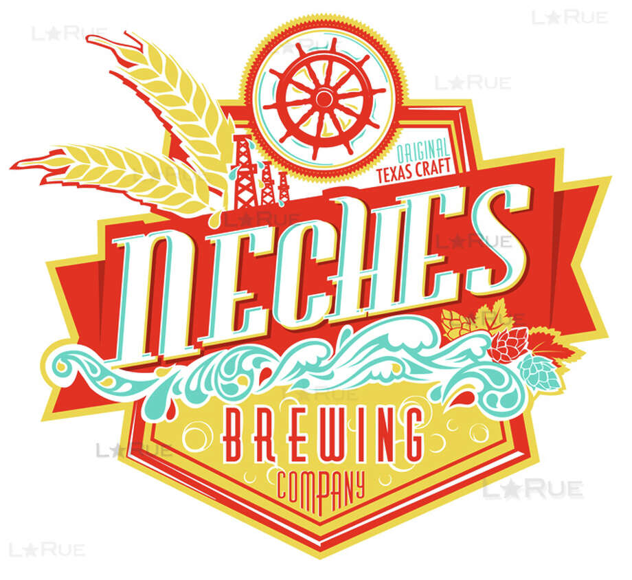The new Neches Brewing Company logo, created by local designer Lance LaRue