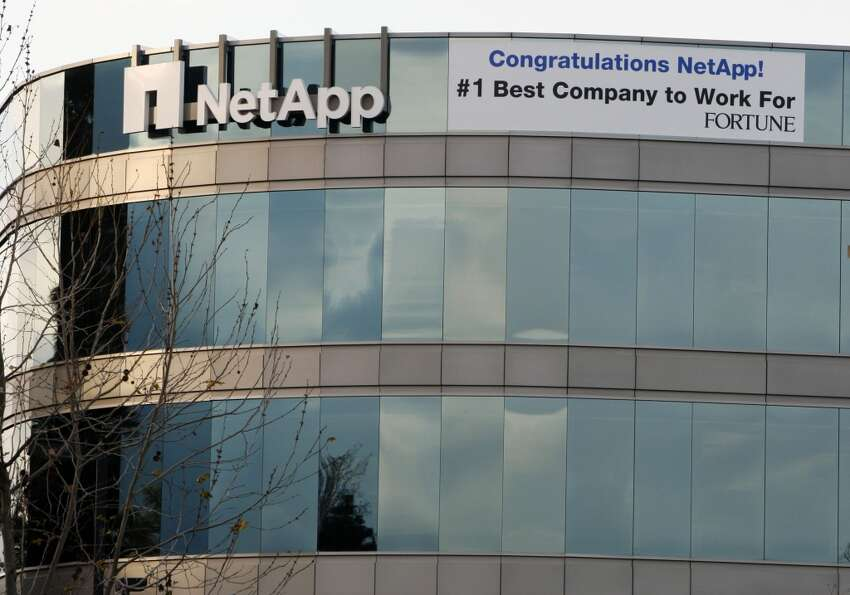 2. NetApp High pay fairness according to Payscale: 70%