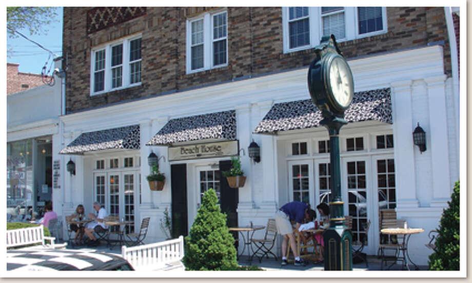 Beach House Café  220 Sound Beach Ave., Old Greenwich  203-637-0367  Open daily at 11 a.m.  www.beachhousecafe.com