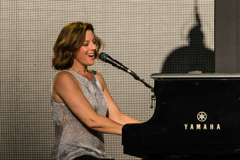 "With over 25 years in the recording industry, Sarah McLachlan is a multi-platinum singer and songwriter. The Canadian-born, Grammy and Juno Award winning artist has sold over 40 million albums. She will be hitting the stage at Mohegan Sun on Sunday. Find out more.  Photo: ""Robin C Houck"" / ""Robin C. Houck, MD MPH FACC"""