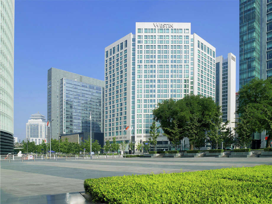 The Westin Beijing Financial Street in Beijing, China, one of the 200 hotels the Starwood brand has opened worldwide. Westin intends expand its portfolio of hotels in China by about 50 percent in the next three years. Photo: Contributed Photo / Stamford Advocate Contributed
