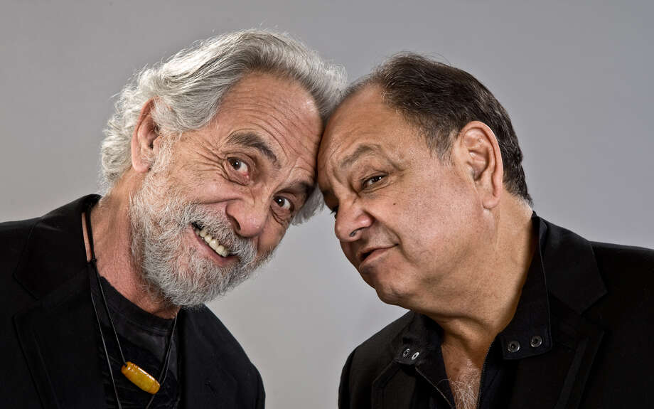 Cheech & Chong Photo: Photo Via The Artist's Website