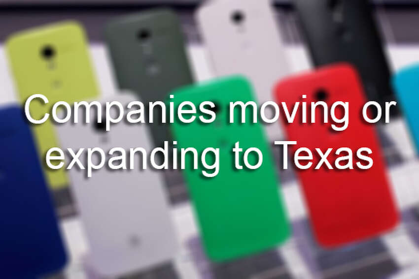 California's been losing out to Texas recently, and it's been paying off in the Lone Star state in the form of jobs. Click ahead to see which companies are relocating or expanding to the Lone Star State.