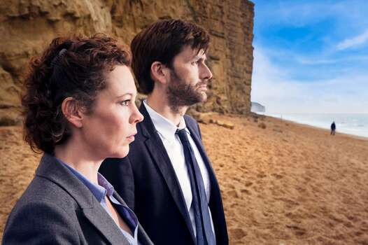 'Broadchurch: Season 1' - After a young boy is murdered in the small seaside town of Broadchurch, local detectives Ellie Miller and Alec Hardy are assigned the mysterious case. This crime series follows the clues, obstacles and red herrings that surface in the investigation. Available Dec. 12