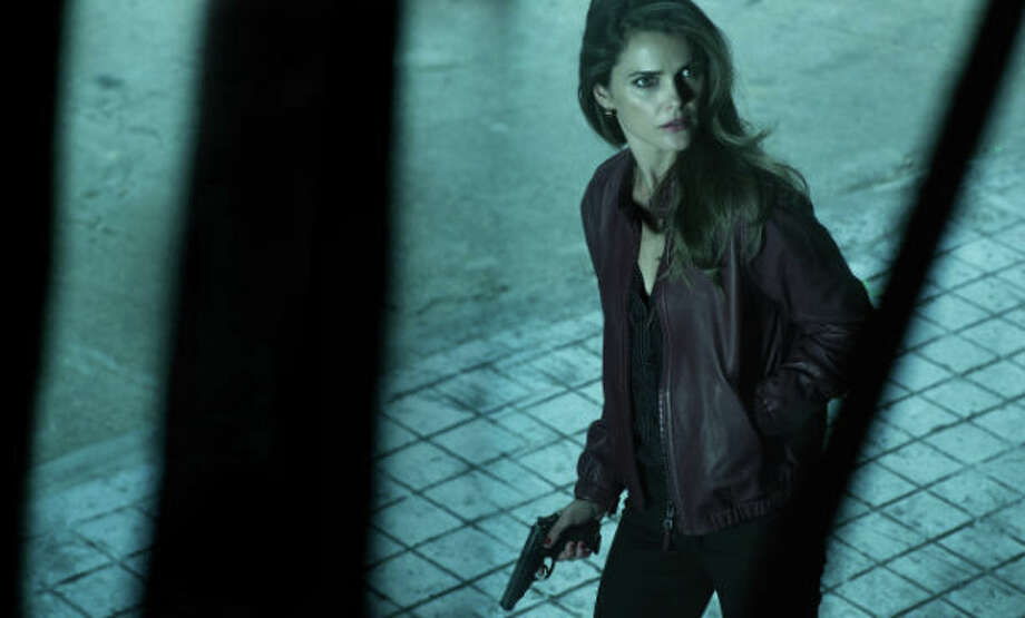 """Keri Russell in the FX show """"The Americans."""" Photo: Copyright 2014,  FX Networks. All Rights Reserved. / Copyright 2014, FX Networks. All rights reserved."""