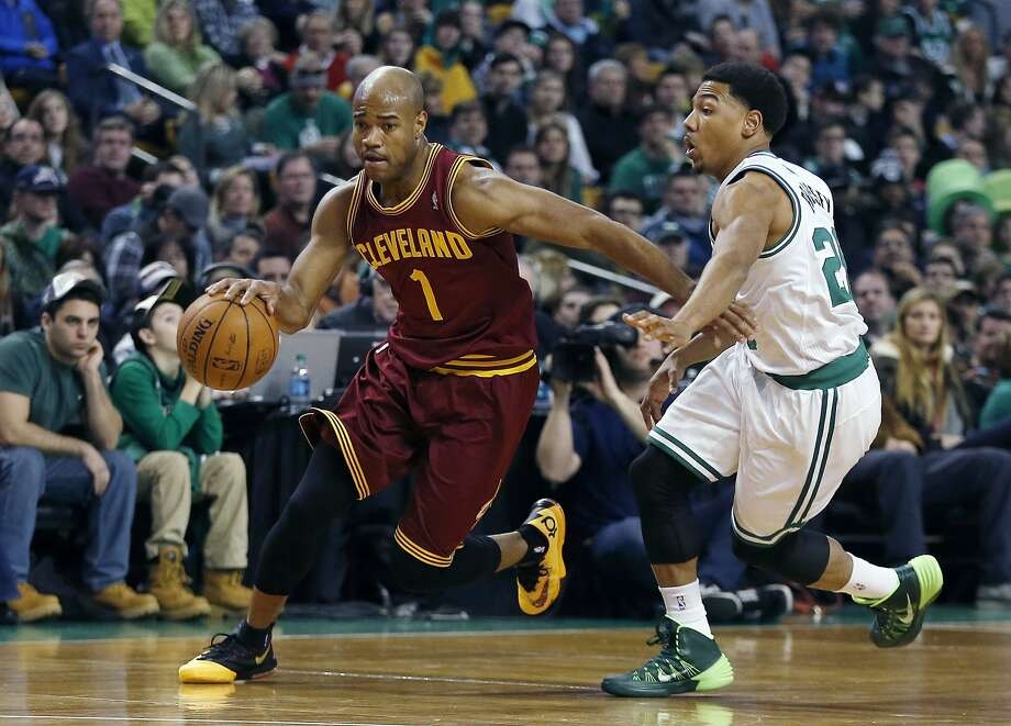 Former Warrior Jarrett Jack was one of the contracts unloaded by the Cavaliers in their pursuit of LeBron James. Jack is now a Brooklyn Net. Photo: Michael Dwyer, Associated Press