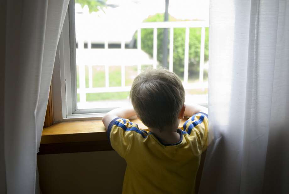 1. Home alone. There is no minimum age requirement to when you can leave your child home alone. However, leaving children alone who are not ready to look after themselves can be considered neglect and result in a visit from Child Welfare Services. Photo: Kristina Williamson, Getty Images
