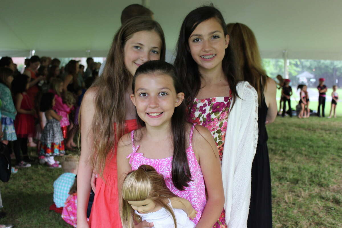 Were you Seen at the annual American Girl Night at the New York City Ballet at SPAC in Saratoga Springs on Wednesday, July 9, 2014?