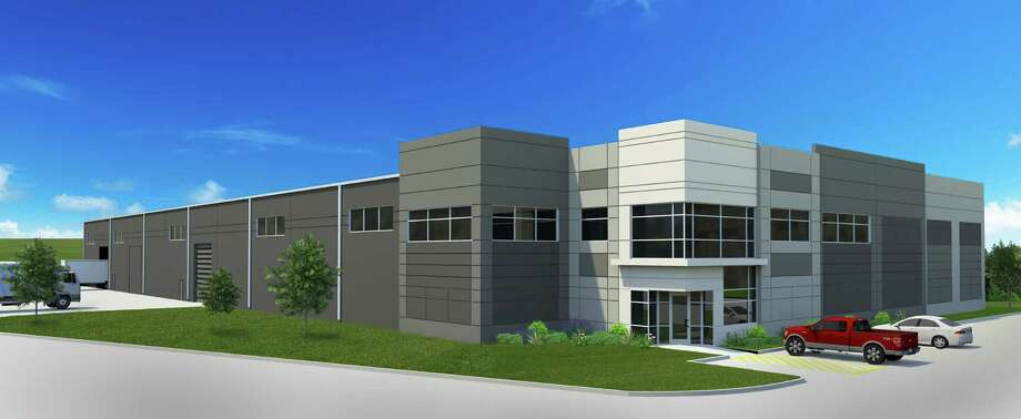 This rendering shows the Technology Development Center in northwest Houston. Construction is to be completed by February on the $10 million project, considered the largest independent pipeline testing facility of its kind. Photo: PRCI