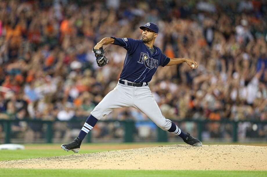 David Price — SP, Tampa Bay Rays2014 stats: 8-7 record, 3.48 ERA, 19 games (19 starts), 139.2 innings, 159 strikeouts, 20 walksThere have been murmurs for quite some time about a Price-for-Taijuan Walker trade, and it certainly isn't impossible. It would likely take more than just Walker to secure Price, though, and it's tough to imagine the Mariners would be willing to give up a No. 1 pitching prospect. For the Mariners to stay competitive in an aggressive A.L. West, however, they might make a daring move. Photo: Leon Halip, Getty Images