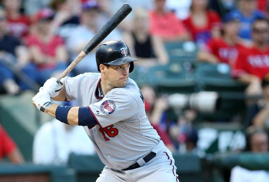 Josh Willingham — LF, Minnesota Twins 2014 stats: .218 average, 44 games, 142 at-bats, 31 hits, 24 RBIs, 8 home runs, 0 stolen bases He's a right-hander, hits for power and has an expiring contract — three key qualities the Mariners should be looking for. His numbers are down, and he's coming off a wrist injury, so Seattle likely wouldn't have to give up too much to get him. Though his defense isn't terrific, it'd be an upgrade from Ackley, and even if Ackley suddenly breaks out of his struggles, Willingham could fill in for a lackluster Hart in the DH slot. Photo: R. Yeatts, Getty Images