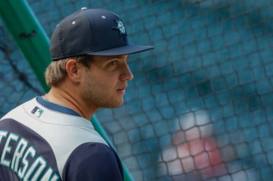 DJ Peterson — 3B/DH/1B Peterson is one of the Mariners' other most-prized prospects, and, like Walker, would only move in the event of a major trade. With Kyle Seager manning third base — Peterson's primary position — for the foreseeable future, there might not be a place for Peterson to contribute. Though some, like the Tacoma News Tribune's John McGrath, feel differently. Photo: Otto Greule Jr, Getty Images