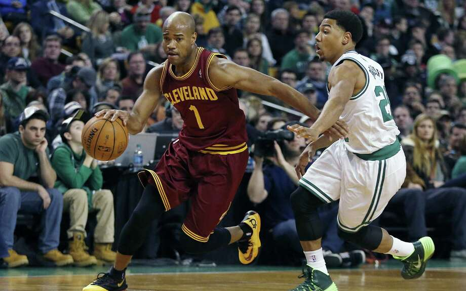 Jarrett Jack, who signed a four-year, $25 million deal with the Cavaliers last July, will go to the Nets in a three-team trade. Photo: Michael Dwyer / Associated Press / AP