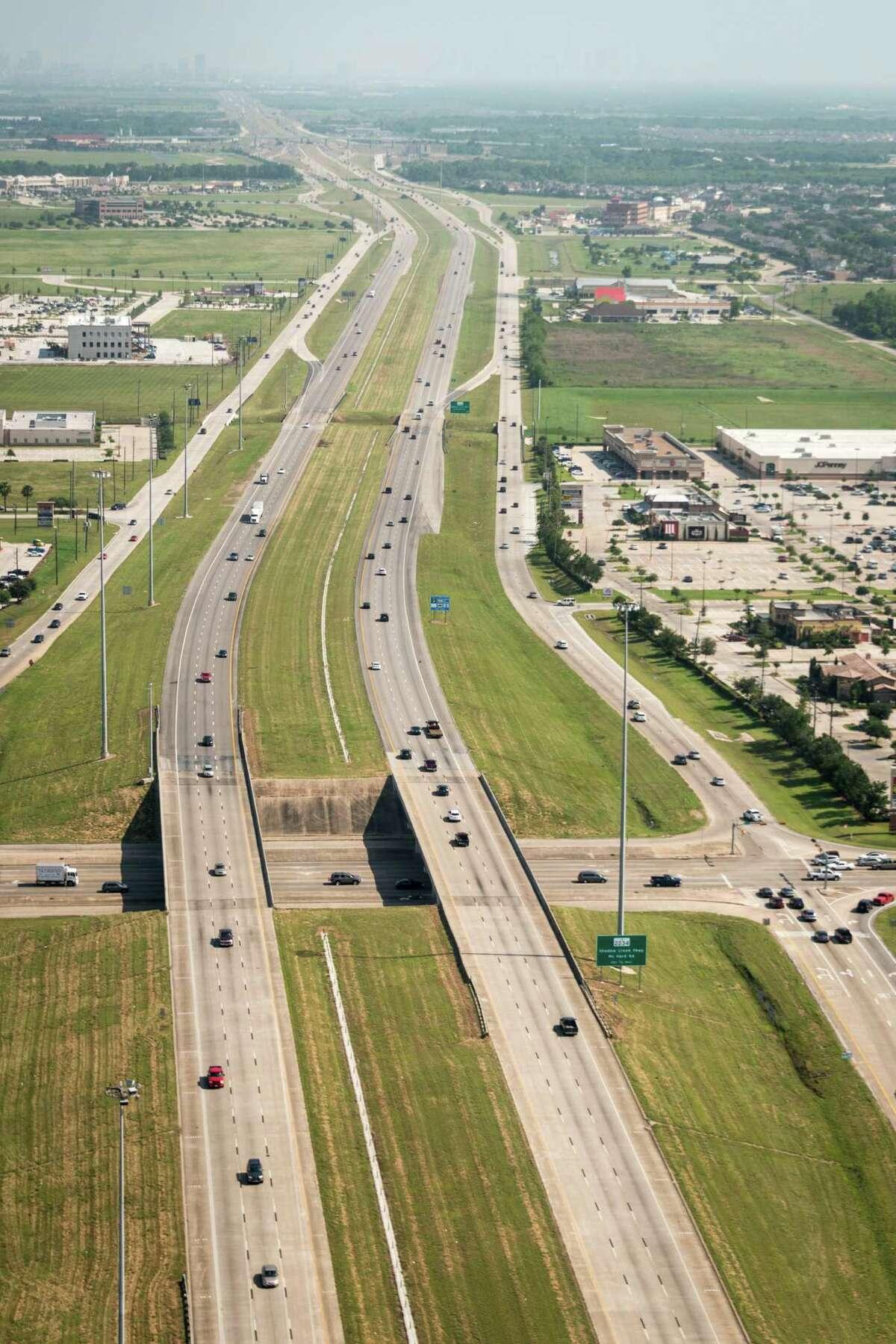 No. 9 - Pearland, Texas Budget: $2,238