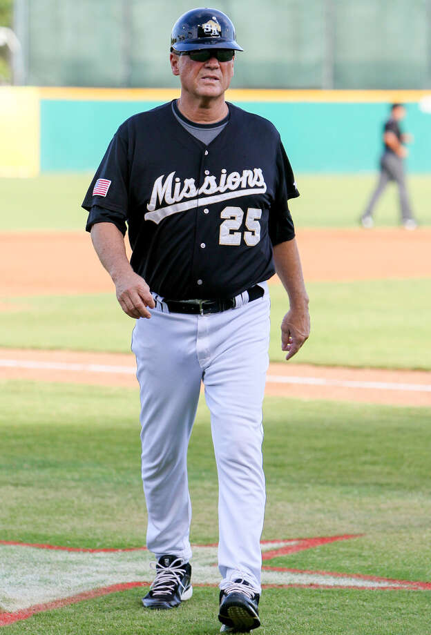 "Missions manager Rich Dauer, who describes his personality as ""very dry,"" won a Texas League title last year and has his club coming on after a slow start in the spring. Photo: Marvin Pfeiffer / San Antonio Express-News / Express-News 2014"