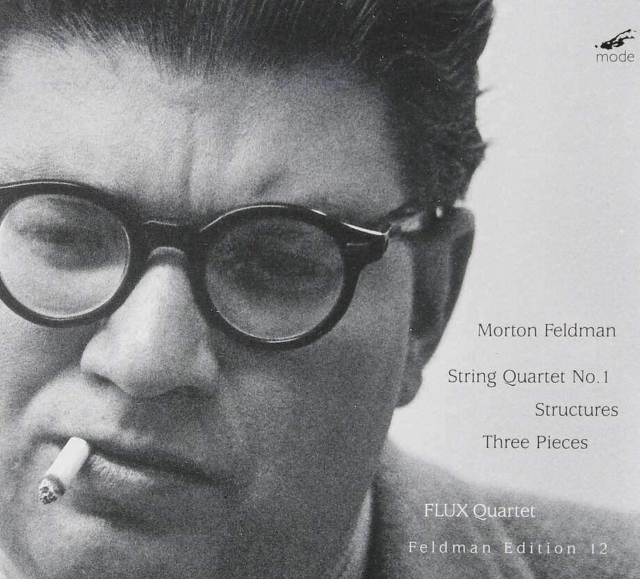 CD Cover: Morton Feldman Photo: Mode Records