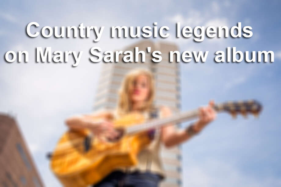 Country newcomer Mary Sarah, 19, has yet to score a top 10 single or earn a Grammy ... Photo: Eric Kayne, For The Houston Chronicle / Eric Kayne