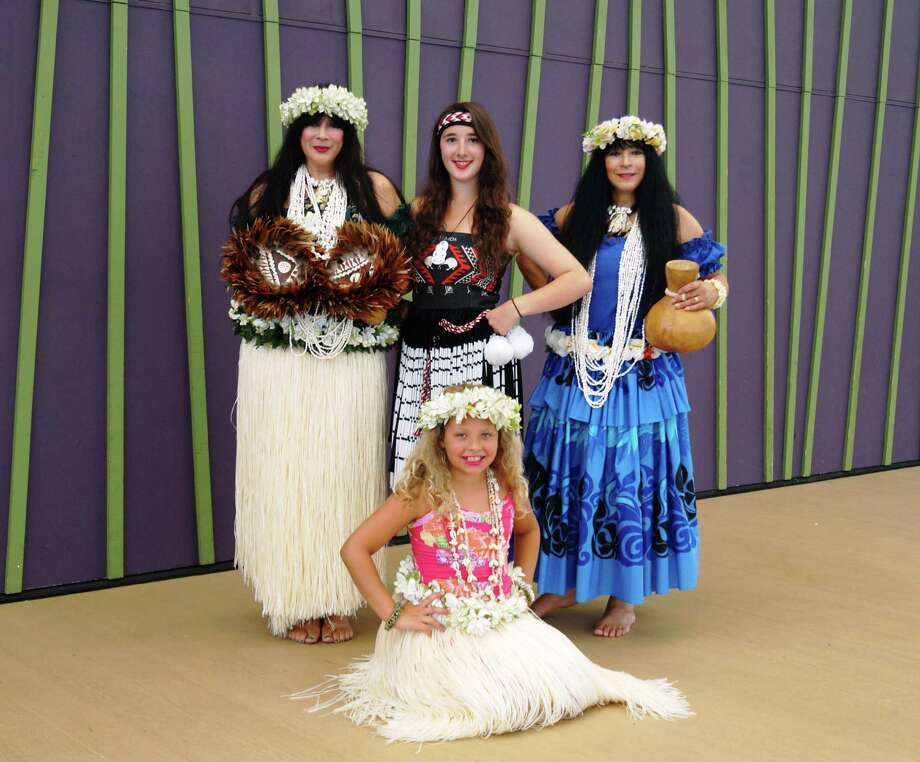 Stepping Stones Museum is getting ready for its first Hawaiian luau on Saturday. There will be a chance to learn to hula, bowl with a pineapple and make some island-themed art, among other activities. Find out more.  Photo: Contributed Photo / Stamford Advocate Contributed photo