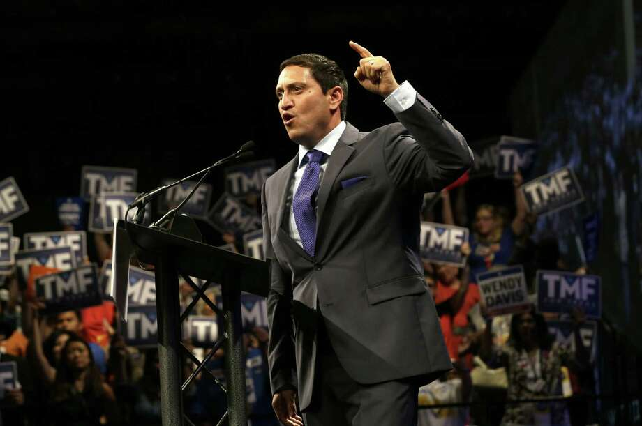 State Rep. Trey Martinez Fischer says his recent comments about the GOP acronym, at the Texas Democratic Convention, must be considered in context. Photo: LM Otero / Associated Press / AP