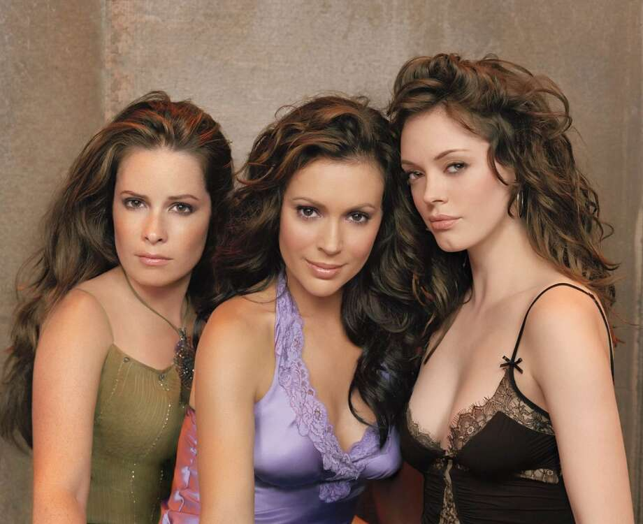 'Charmed' the story of four sister who just happen to be the most powerful good witches of all time, ran on The WB for eight seasons. Shannen Doherty left the show after three seasons and was replaced with Rose McGowan. All eight seasons are available on Netflix. Photo: The WB