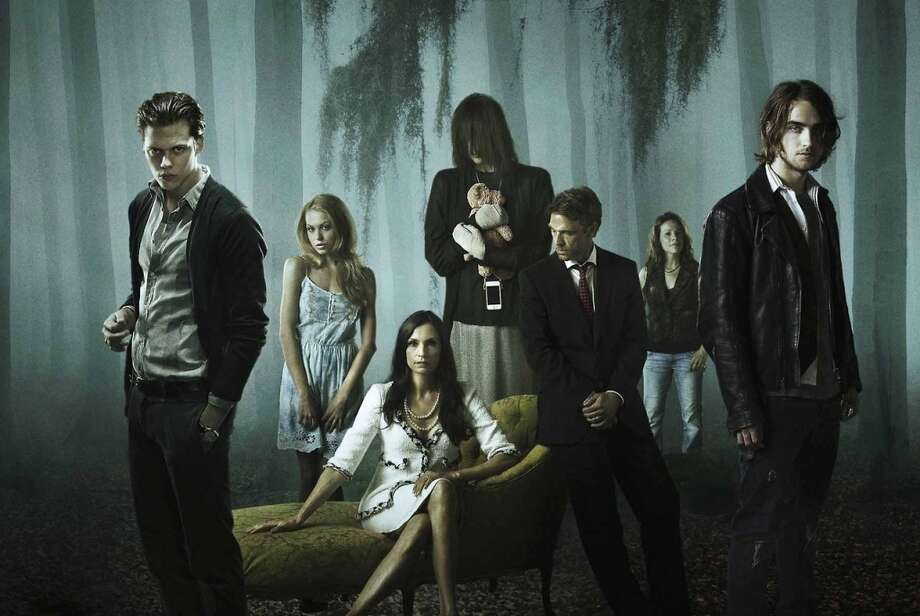 Horror director Eli Roth made his television debut with 'Hemlock Grove,' a gory Netflix series about a mysterious Pennsylvania town. Photo: Netflix