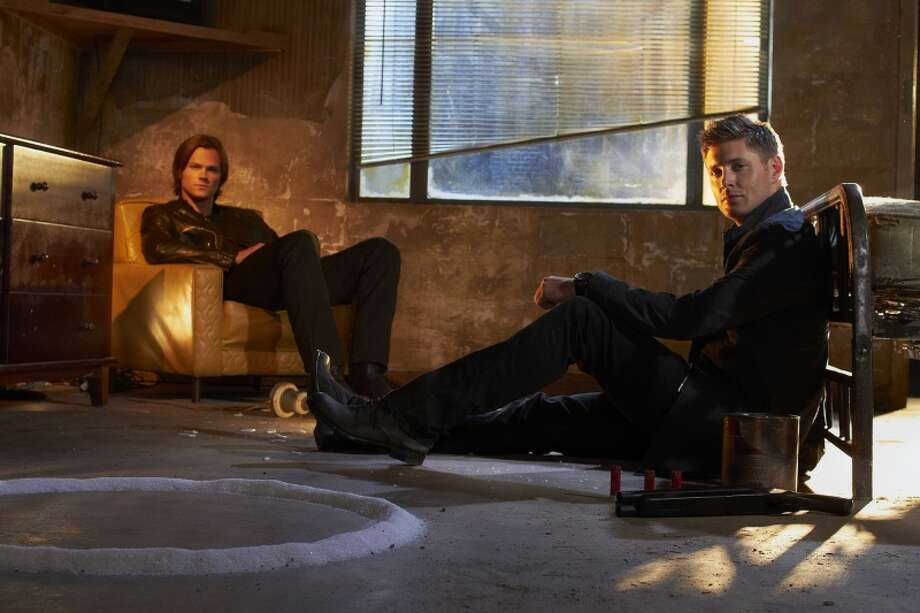 Brothers Sam and Dean Winchester have been killing demons together on 'Supernatural' for nine seasons now. The CW will air a tenth season in Fall 2014. The first 8 seasons are available for streaming on Netflix. Photo: The CW