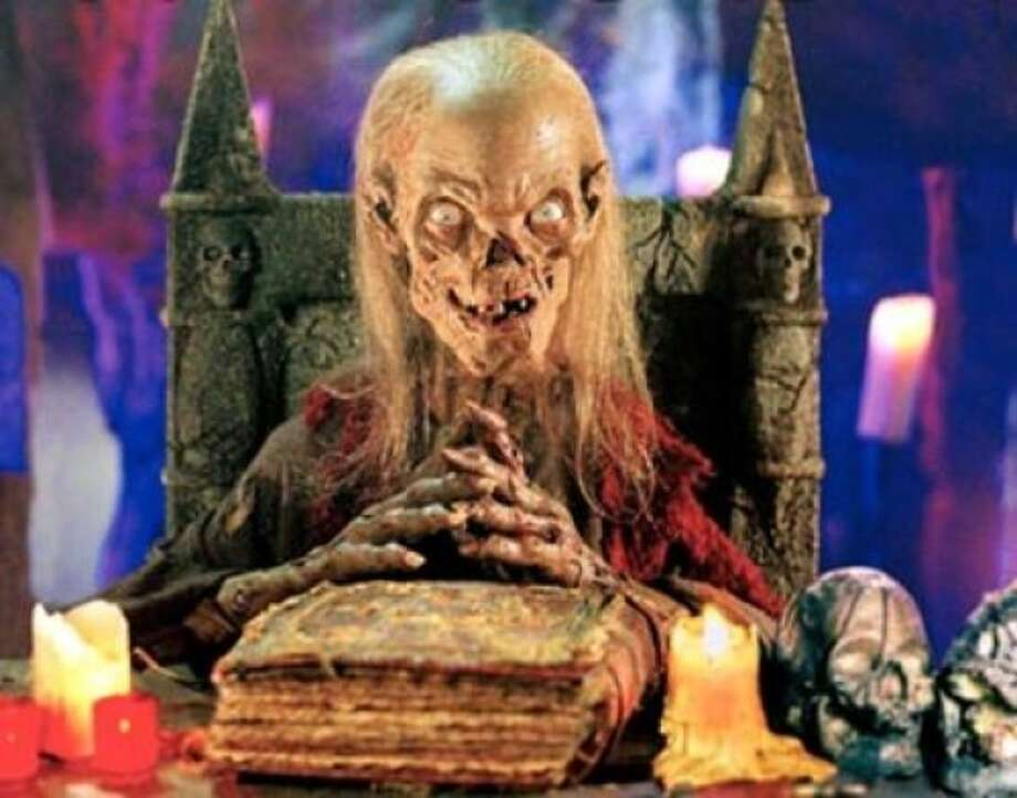 HBO's 'Tales from the Crypt' was based on the EC Comics of the same name and aired for 7 seasons. Some familiar faces who made appearances on the anthology series include Demi Moore, Iggy Pop, Don Rickles, Beau Bridges, Whoopi Goldberg, Malcolm McDowell, Tim Roth, Kirk Douglas, Tom Hanks,  Christopher Reeve, Brad Pitt, Adam Ant, Steve Buscemi, Tim Curry, Roger Daltry, Bill Paxton, Martin Sheen, Terry O'Quinn, Benicio del Toro, Wayne Newton, Jonathan Banks, Slash, John Lithgow, Eddie Izzard, Natasha Richardson, Ewan MacGregor, and Daniel Craig. Unfortunately, it is not available to stream, but HBO should look into that! Photo: HBO