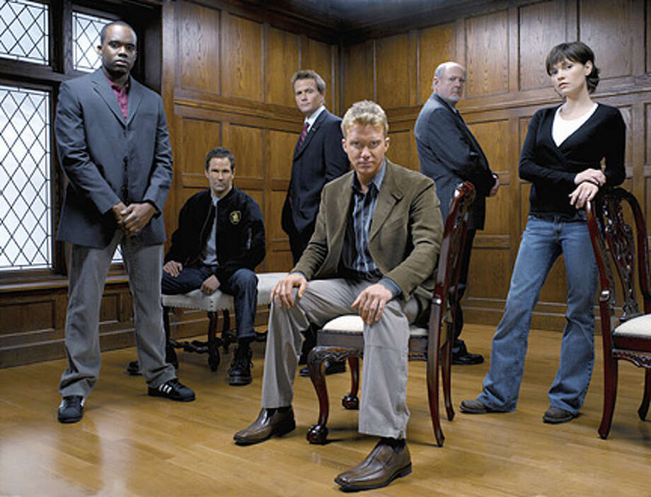 Anthony Michael Hall starred in USA's adaptation of Stephen King's novel, 'The Dead Zone,' in which a man awoken from a coma discovers he has developed psychic powers. He uses these powers to solve crimes, obviously. Episodes are available to stream on Hulu. Photo: USA