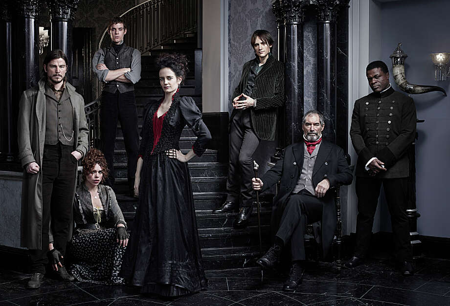 Showtime's new psychosexual drama, 'Penny Dreadful,' brings together a number of classic Victorian characters including Dr. Frankenstein and his monster, Dorian Gray, and Van Helsing. Showtime subscribers can watch the first season On Demand. A second season will air in 2015. Photo: Jim Fiscus, 2014 SHOWTIME / 2014 SHOWTIME