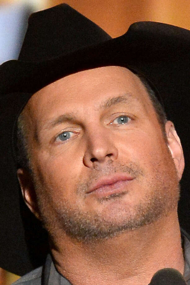 You want a piece of me? Give me five concerts: Garth Brooks, Irish officials are at an impasse. / 2014 Getty Images