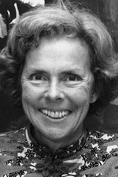 Eileen Ford represented the world's top models for more than six decades. / AP