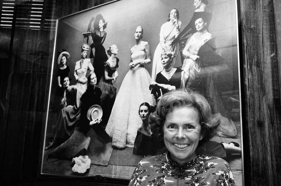 FILE - This Oct. 29, 1977 file photo shows Eileen Ford of Fords Models Inc. in New York. Ford, who shaped a generation's standards of beauty as she built an empire and launched the careers of Candice Bergen, Lauren Hutton, Jane Fonda, died Wednesday, July 9, 2014. She was 92. (AP Photo/Marty Lederhandler, File) ORG XMIT: NYET455 Photo: Marty Lederhandler / AP