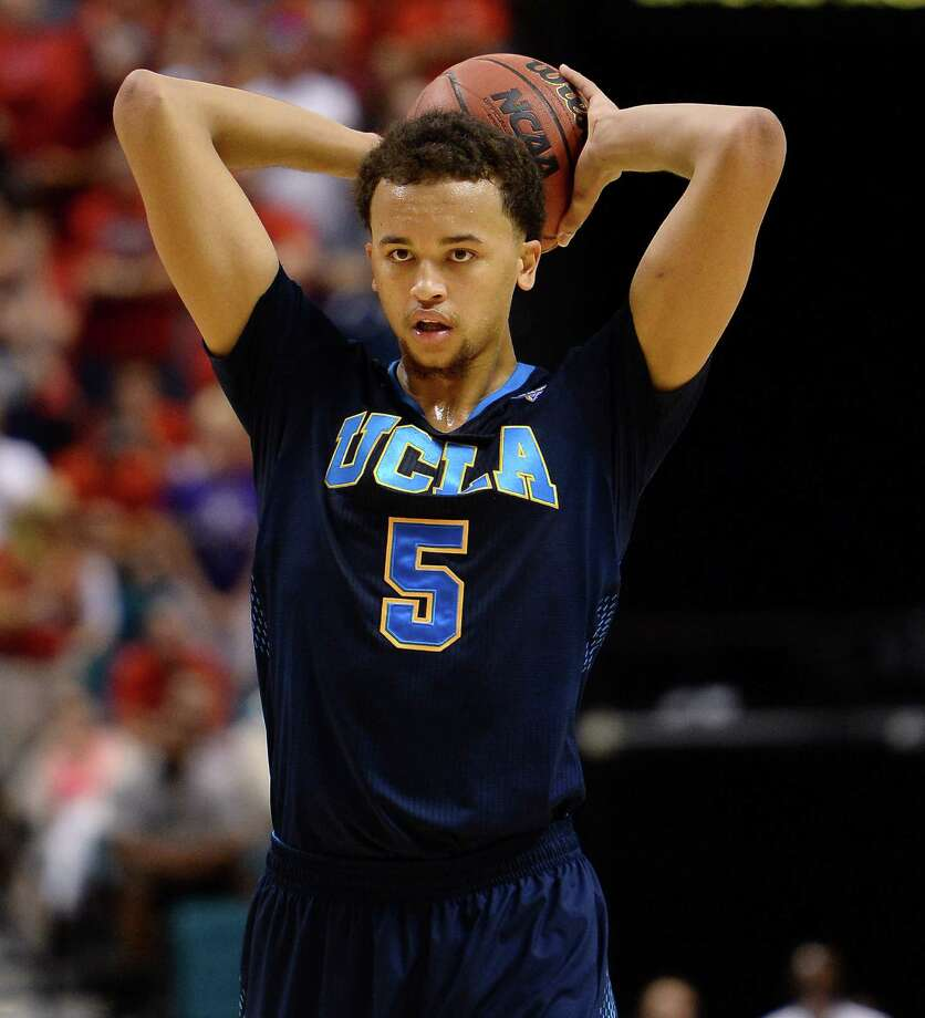 The Spurs will get a look at 30th overall draft selection Kyle Anderson in action when their Summer League team faces the Kings' entry. Photo: Ethan Miller / Getty Images / 2014 Getty Images
