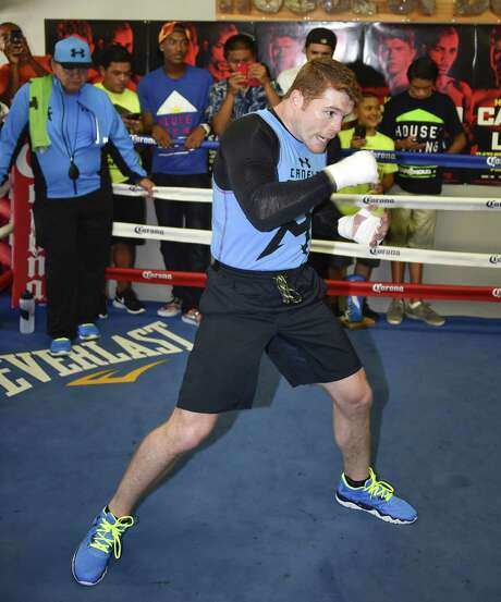 "Saul ""Canelo"" Alvarez put box-office appeal on the back burner when he accepted a bout against Cuban defector Erislandy Lara. Photo: Denis Poroy / Getty Images / 2014 Getty Images"