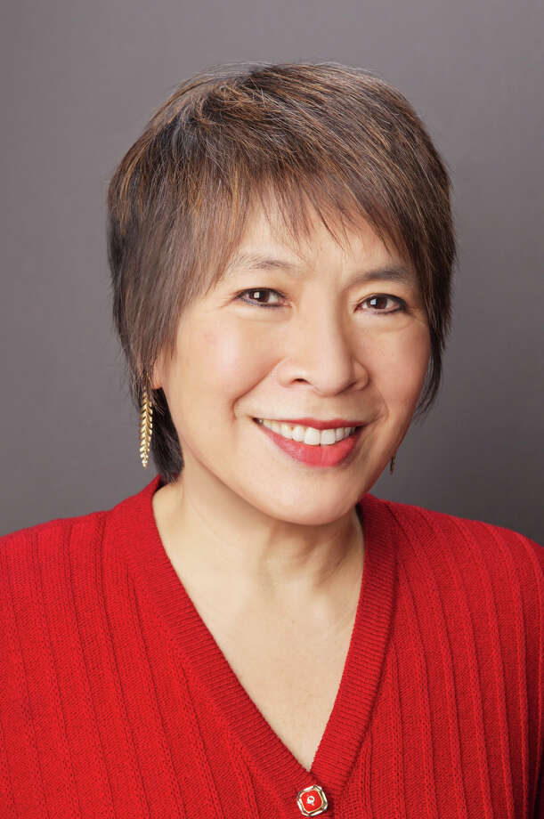 Laureen Ong Photo: Contributed Photo / Stamford Advocate Contributed