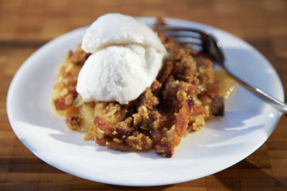 42. New Hampshire - Apple crisp Photo: 518303, Other / Flickr Open
