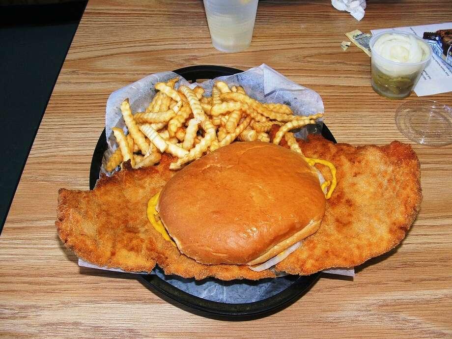 41.Indiana - Pork tenderloin sandwich Photo: Other
