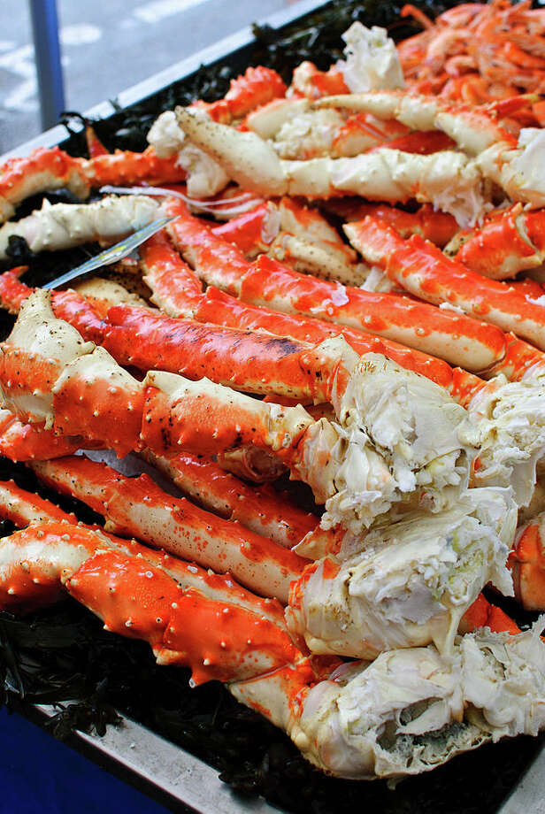 38. Alaska - King crab legs Photo: Frank Mayne/ Wikipedia, Other