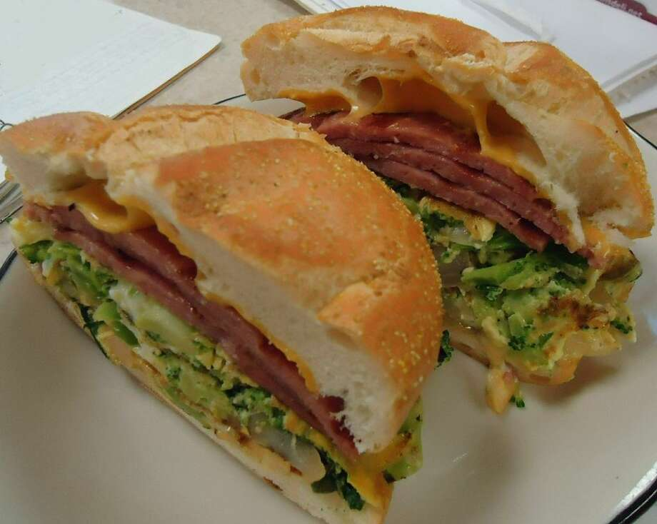 26. New Jersey - Taylor ham sandwich Photo: Other