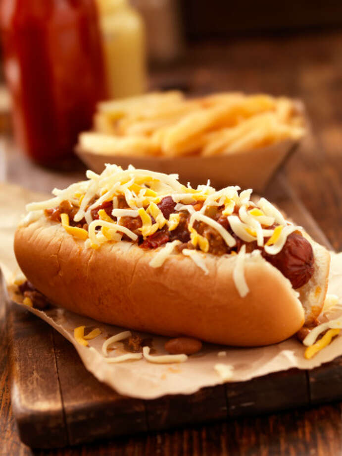 20.Michigan - Coney dog Photo: Lauri Patterson, Other / Vetta