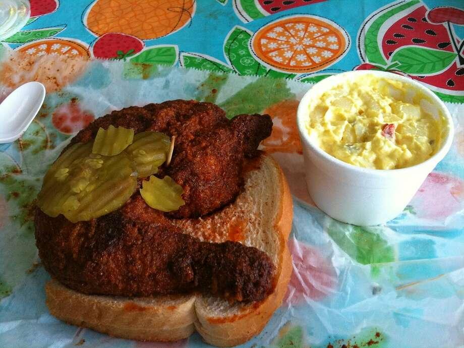 8. Tennessee - Nashville hot chicken Photo: Other