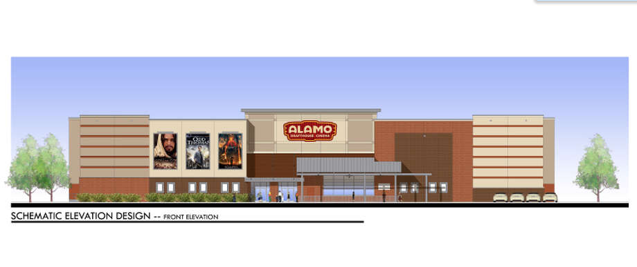 Alamo Drafthouse, the popular San Antonio movie theater and restaurant combination, is set to open up a new franchise in Laredo and plans for construction to begin this month, with a targeted completion of spring 2015, according to the San Antonio Business Journal. Photo: Courtesy