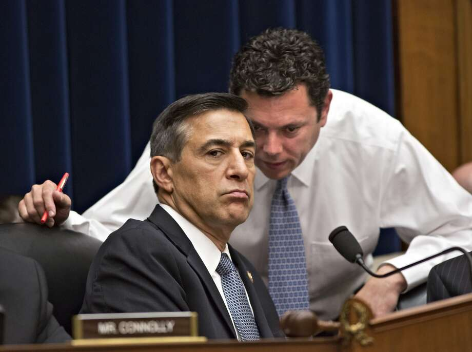 Rep. Darrell Issa (left), R-Vista (San Diego County), is leading an investigation of the assault in Libya. Photo: J. Scott Applewhite, Associated Press
